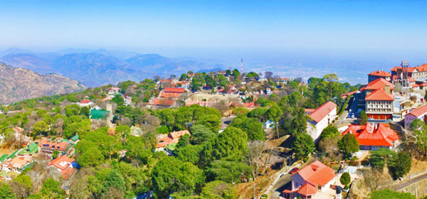 Welcome to Kasauli