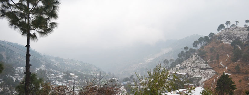 Kasauli Attractions