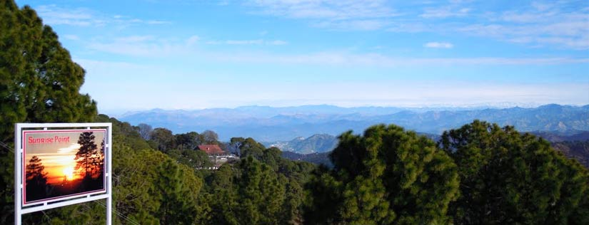 Sunrise Point Kasauli
